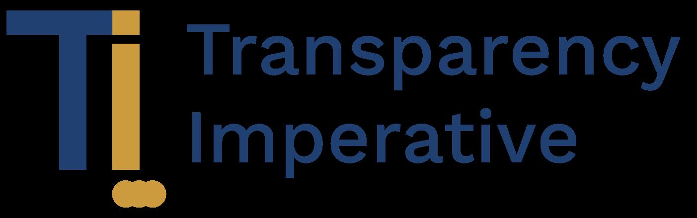 Transparency Imperative Logo